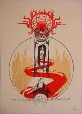 2008 Roadburn Festival - Silkscreen Concert Poster by Malleus s/n