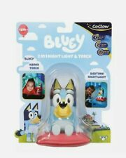 Bluey GoGlow Night Light and Torch (Bluey) - Brand New - Us Seller - Disney