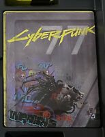 Cyberpunk 2077 Collectors Edition Steelbook