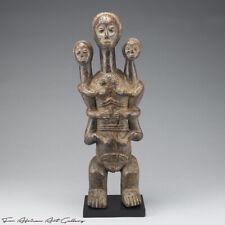 Chokwe Maternity Figure | Fashor & Eagar African Art