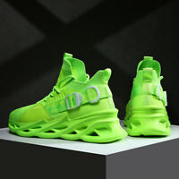 Men's Fashin Blade Athletic Jogging Sneakers Outdoor Sports Running Tennis Shoes
