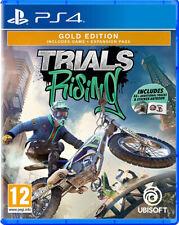 PS4 Trials Rising Gold Nip PLAYSTATION 4