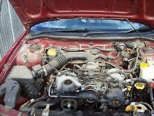SUBARU LIBERTY 1994 MOTOR,EJ22 BARE MOTOR,CAN HEAR RUNNING,STILL IN CAR