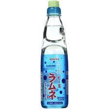Kimura Giant Ramune Lemonade 410ml 15x Glass bottles (Carton) #35197