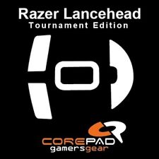 Corepad Skatez Razer Lancehead Tournament Edition Replacement Teflon® mouse feet