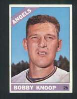 1966 Topps #280 Bobby Knoop NM/NM+ Angels 117037