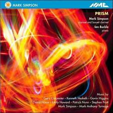 Prism - Music for Basset Clarinet & Piano, New Music