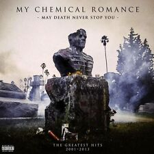 My Chemical Romance MAY DEATH NEVER..: GREATEST HITS Best Of NEW VINYL 2 LP