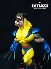 Toylaxy Wolverine Unleash The Beast Fury Series 1 Statue