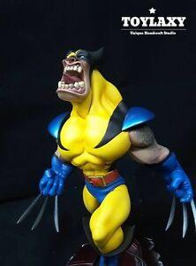 Toylaxy Wolverine Unleash The Beast Fury Series 1 Statue