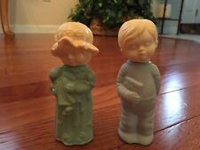 Vintage - Avon Collectibles - Little Dream Girl & Little Dream Boy Cologne