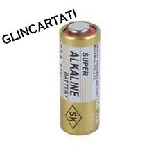 1 BATTERIA PILA 27A - MN27 12 V DIAMETRO 7,5 MM