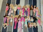 Barbie Doll Lot of 28 including Ken skipper others all from the 80s and 90s