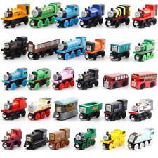 53pcs package/lot Thomas and Friends Anime Wooden Railway Trains/Edward/Gordon