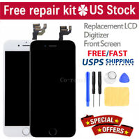 For iPhone 6 6S LCD Digitizer Touch Display Screen Replacement with Home Button