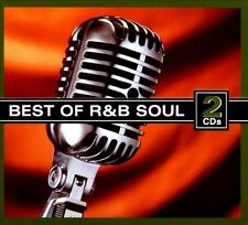 BEST OF R&B SOUL : 2 CD-Set [Sonoma #SBD20047-1 / 2010] ~ Made in Canada