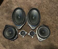 Chevy Silverado / Gmc Sierra * Bose Factory Speakers * All New ! (6) Speakers