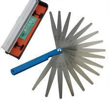 0.02 to1mm Blades Thickness Gauge Metric Filler Feeler Gauge Measure Tool Fine A