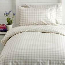 NEW Dormify Twin XL Duvet Cover Set See You 'Round Tan Beige White Circles Sham