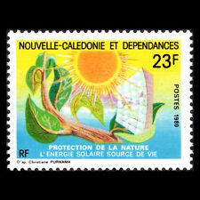 "New Caledonia 1980 - Nature Conservation ""Solar Energy"" - Sc 459 MNH"