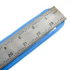 """PEC Tools 402-024 24"""" Rigid Steel Rule Size: 24"""" Width: 1-1/4"""" 5294zNK3"""