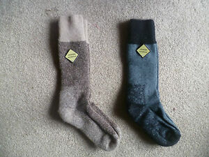 New Zealand Possum Fur Merino Wool Knitwear Socks