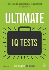 Ultimate IQ Tests: 1000 Practice Test Questions to Boost Your Brainpower by...
