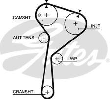 Gates Timing Cam Belt 5578XS  - BRAND NEW - GENUINE - 5 YEAR WARRANTY