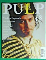 R@R@ RIVISTA PULP LIBRI, VINICIO CAPOSSELA - ANNO 2003 N.48- RIF.1758
