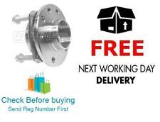 Brand New Rear Hub & Wheel Bearing Kit Vauxhall Astra G Zafira 5 Stud NON ABS