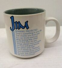 Papel Name Coffee Mug Jim Means Protected Marci G Poetry