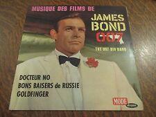 33 tours musique des films de james bond the 007 orchestra goldfinger