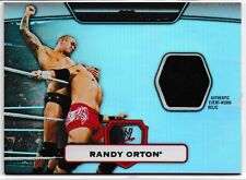 Randy Orton 2010 Topps WWE Platinum Wrestling Relics Card # 97