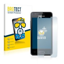 2x Screen Protector for Samsung Galaxy S Advance Matte Protection Film Anti
