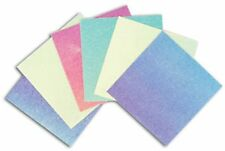 DICRO SLIDE SAMPLE SET 6 COLORS Dichroic Coated Paper ANY COE