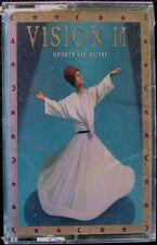 Vision II: Spirit Of Rumi (Cassette, 1997, Angel) NEW