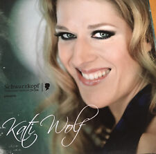PROMOTIONAL CD EUROVISION  HUNGRIA HUNGARY 2011 KATI WOLF WHAT ABOUT MY DREAMS