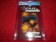 BATMAN: THE LONG HALLOWEEN  #10 CGC 9.4