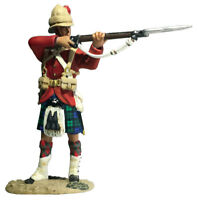 BRITAINS SUDAN WAR 27076 BRITISH 42ND HIGHLANDER STANDING FIRING MIB