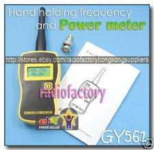 GOOIT GY561 compteur de fréquence & POWER METER pour PX-777