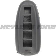 New Black Keyless Entry Smart Remote Clicker Key Fob Case Skin Jacket Cover Pad