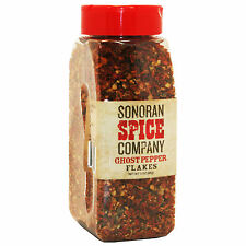 Ghost Pepper Flakes 4 oz - Ships in 2 business days or less!