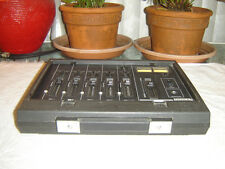 Sony MX-510, 5 Channel Stereo Microphone Mixer, Vintage