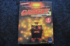 Gadget Past As Future Big Box PC Game