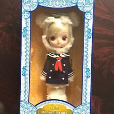 PULLIP DOLL DAL D-143 JOUET  6TH ANNIVERSARY ESPECIAL EDITION GROOVE INC.12''