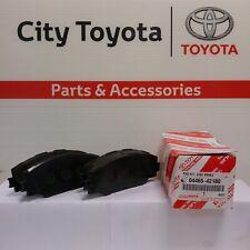 New Toyota Genuine Front Brake Pad Corolla/Prius/Rav4 0446542180