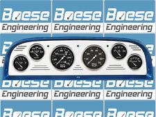 60 61 62 63 Chevy Truck Billet Gauge Panel Dash Insert Instrument Cluster