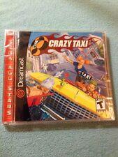 Crazy Taxi (Sega Dreamcast, 2000) Factory Sealed