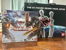 SDCC 2018 Robot Spirits Side Jaeger Pacific Rim Uprising Siberia Battle READY