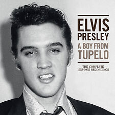 Elvis Presley - a Boy From Tupelo The Complete 19531955 Recordings CD